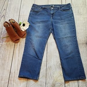 Apt 9 capri jeans